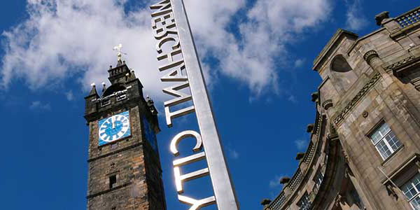 Tolbooth Clock Tower, Merchant City